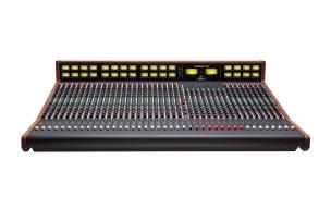 <h5>Trident 88</h5><p>32 Channel VU Meter Bridge Console</p>