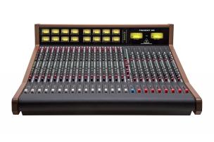 <h5>Trident 88</h5><p>16 Channel VU Meter Bridge Console</p>