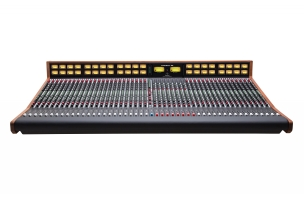 <h5>Trident 88</h5><p>40 Channel VU Meter Bridge Console</p>